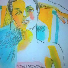 A sketch 01 ~eili-kaija kuusniemi~
