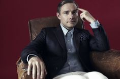 Martin Freeman by Roger Rich for Esquire...