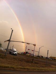 Another doble rainbow