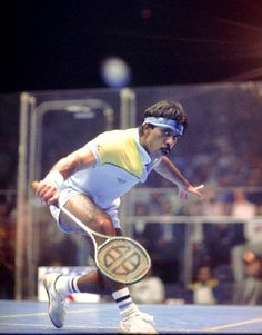 Jahanghir Khan - Legend of Squash   - 6 World Open Wins (5 Consecutive) - 10 Consecutive British Open Wins  - 555 games consecutively won (no losses) - Youngest Winner of World Open at 17  - Winner of International Squash Players Association Championship without losing a single point