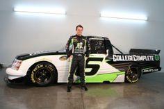 2009 ARCA Series Champion & NASCAR Camping World Truck Series Driver: Justin Lofton