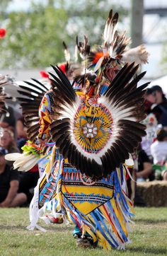 Powwow dancing.  In honor of the indigenous people of North America who have influenced our indigenous medicine and spirituality by virtue of their being a member of a tribe from the Western Region through the Plains including the beginning of time until tomorrow