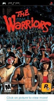 The Warriors - Sony PSP