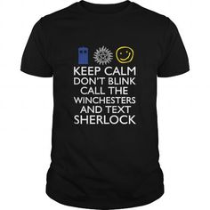 Awesome Tee SUPERWHOLOCK SUPERNATURAL T-Shirts