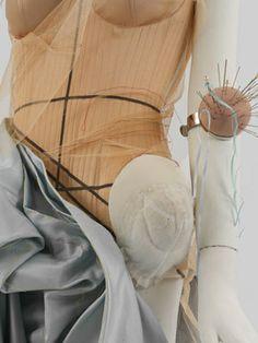 "John Galliano-""Creation"" Ensemble detail- ""Fashion at the Metropolitan Museum of Art"""