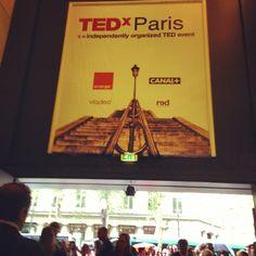 @Tedxparis #thesocialbureau