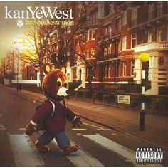 Kanye West - Late Orchestration: Live at Abbey Road Studios [Explicit Lyrics] (CD)