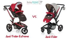 Convertibles: los cochecitos de bebé más ligeros y versátiles #bebes #cochecito #unamamanovata ❤ www.unamamanovata.com ❤