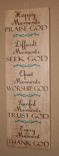 Beautiful <3  Thank God by DeenasDesign on Etsy