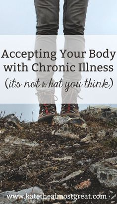 Living with Chronic Illness #chronicillness http://katethealmostgreat.com/living-with-chronic-illness/