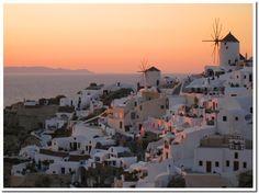 【希臘‧午后深藍下的約會】聖多里尼 - 最美的伊亞夕陽 | Travelorbs