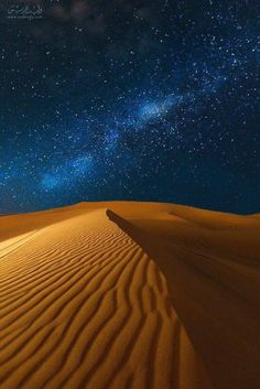 desert at night . by Waleed Aljuraish) Milky Way, Ajaj, Saudi Arabia Cool Pictures, Cool Photos, Beautiful Pictures, Travel Pictures, Beautiful World, Beautiful Places, Landscape Photography, Nature Photography, Desert Dream