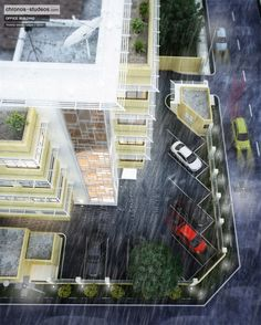 Discover how a rainy day in #Nigeria inspired one Chronos Studeos #Architect to produce this stunning #render