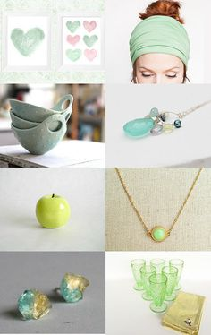 June Green by Kanae   on Etsy--Pinned with TreasuryPin.com