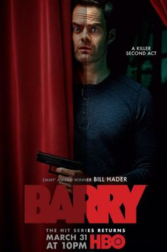 Barry follows up a pitch-perfect debut with a second season that balances darkness with comedy while steering clear of antihero overindulgence.  #barry #tvseries #tvshow #bestshow #besttvseries #HBO