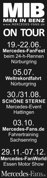 Mercedes Fans - Artikel - GTI-Treffen 2014: Seefahrt mit GLA 45 AMG