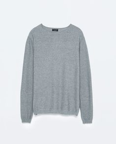 RELAXED SWEAT http://www.zara.com/us/en/man/knitwear/view-all/structured-top-c719526p2380037.html