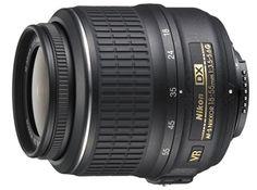 I need a new multi-purpose lens; mine is broken. AF-S DX NIKKOR 18-55 mm 1:3,5-5,6G VR Kit Lens