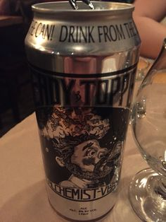 Heady Topper - One of Vermont's finest beers