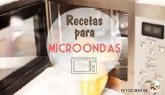 Microondas, sácale partido con recetas ricas, fáciles y rápidas Microwave Cake, Microwave Recipes, Broccoli Fritters, Spanish Cuisine, Homemade Beauty Products, Cooking Timer, Food Hacks, Food And Drink, 3