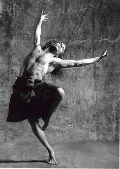 Of Fire & Sword: Cameron MacMaster  dancer  choreographer