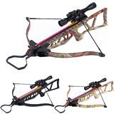 180 lb Black / Camouflage Camo Hunting Crossbow Bow 4x20 Scope 12 Arrows 150 $99.99 $349.99 | 71% offFree ship... #LavaHot http://www.lavahotdeals.com/us/cheap/180-lb-black-camouflage-camo-hunting-crossbow-bow/123027