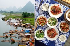 TRAVEL: A QUICK GUIDE TO YANGSHUO - a pair & a spare