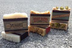 Vegan beer soap.  Yum!