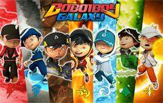 Boboiboy Anime, Anime Chibi, Anime Art, Anime Galaxy, Boboiboy Galaxy, Cartoon Boy, Cartoon Movies, Fruit Crafts, Pokemon