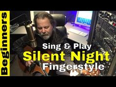 Silent Night Fingerstyle Lessons