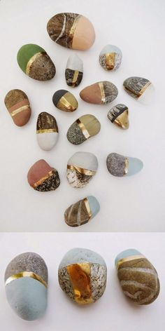 Reiki - Reiki - Reiki - DIY Painted StonesPaint special found stones with chalk and metallic paint. Give these small painted stones away, make a treasure stone display, or group them in a shadowbox.Find a homemade recipe for chalk paint and more photos of these DIY Painted Stones at Tinker Paint Bake Cakes here. - Amazing Secret Discovered by Middle-Aged Construction Worker Releases Healing Energy Through The Palm of His Hands... Cures Diseases and Ailments Just By Touching Them... And...