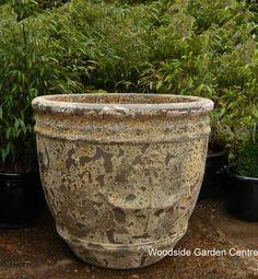 Extra Large Ocean Atlantis Anchor Garden Pot   Woodside Garden Centre   Pots to Inspire Woodside Garden Centre, Under The Ocean, Olive Tree, Earthenware, Atlantis, Garden Pots, Art Sketches, Anchor