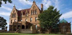 Flemish Renaissance Revival Pabst Mansion 1892