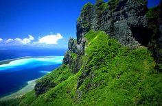 Bora Bora, my dream honeymoon