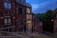 Jonquilles House  / Michel Prégardien Architecture