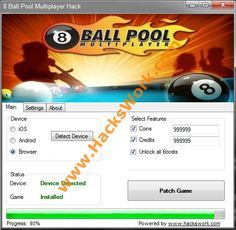 8 Ball Pool Multiplayer Hack