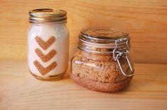 Glitter Jars DIY