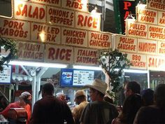 Nothing is better than food at the Ohio State Fair (July 25 - Aug. 5) @OhioStateFair