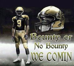 Saints are coming!