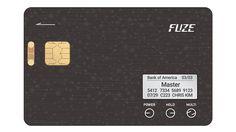 Inteligentní karta Fuze v sobě neomezeně platebních karet