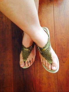 My chinelas