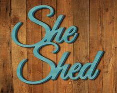 she shed – Etsy