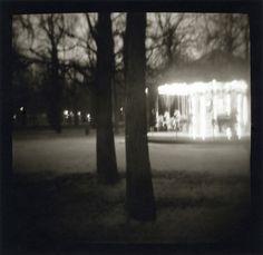 Anne Arden McDonald, #1 Carousel, Tuileries Garden, Paris, 1991