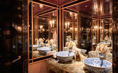 If you're sick of walking into new restaurants in London and seeing the same exposed brickwork, industrial fixtures, filament lightbulbs, polished zinc bar tops, and surly tattooed waiters – then go immediately to Park Chinois. Alan Yau's latest masterpiece in Mayfair is a place to restore the faith, a place so classic and elegant in [...]