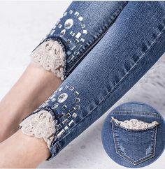 jeans modification - Sök på Google