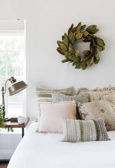 pillows by Joanna Gaines x Loloi