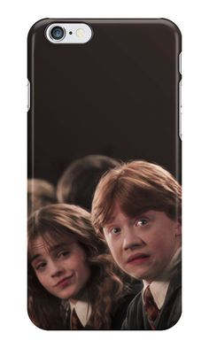 Ron & Hermione Phone Case ($15-$30)