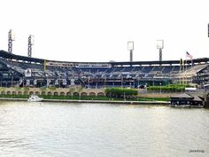 PNC Park, Pittsburgh, Pirates, Baseball Stadium