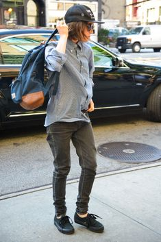 df4196c27c2 ellen page 2015 casual - Google Search Butch Fashion