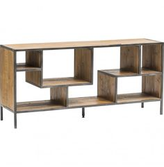 Helena Console Bookcase - Furniture - Accent Tables - Console Tables